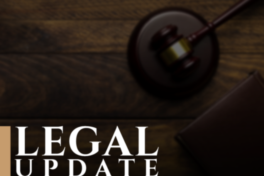 Legal Update Concerning the Enforceability of Dubai Court Decision No. (4) Of 2020